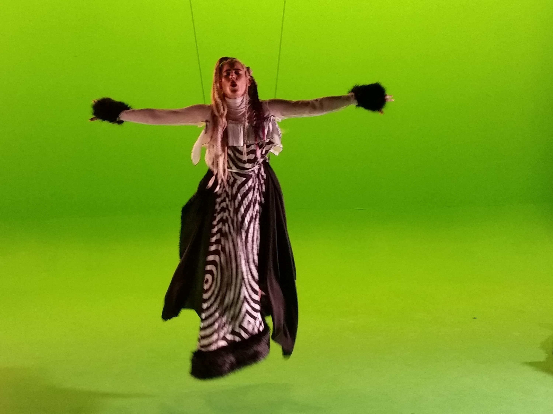 Ook gebruiken en vehuren wij diverse Flying harness